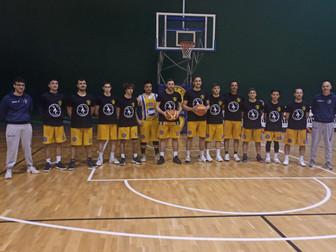 Vittoria al Pala le Prate per la formazione Senior del Basket Bee Sermoneta contro il CasalPalocco.