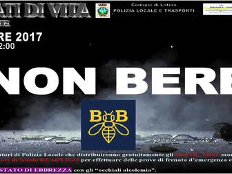 'Ubriacati di vita': il Basket Bee sarà presente alla terza edizione
