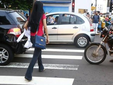 Problemas de trânsito?.