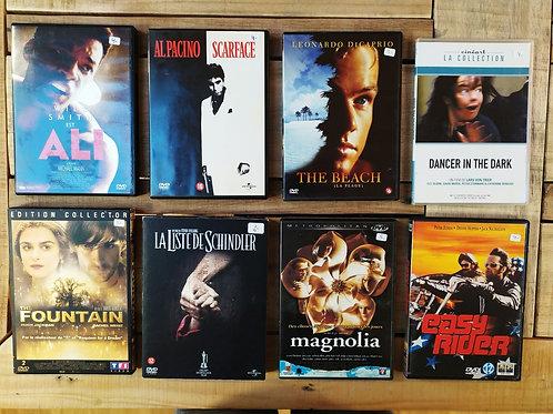 Lot de classique dvds