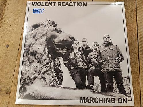 LP Violent reaction