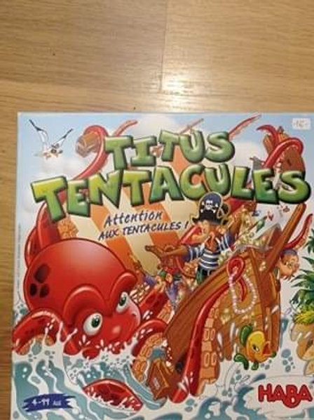 « Titus Tentacules »