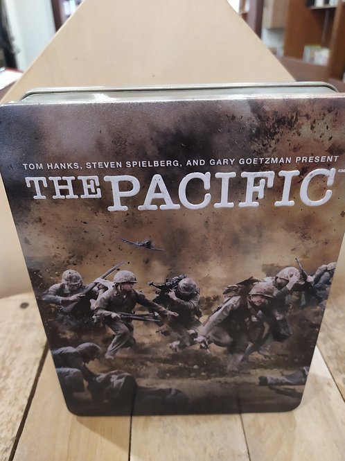 The Pacific coffret