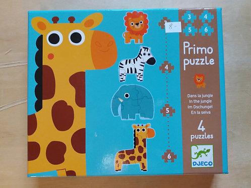 . Puzzle jungle