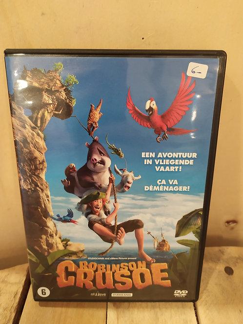 DVD Robinson Crusoé