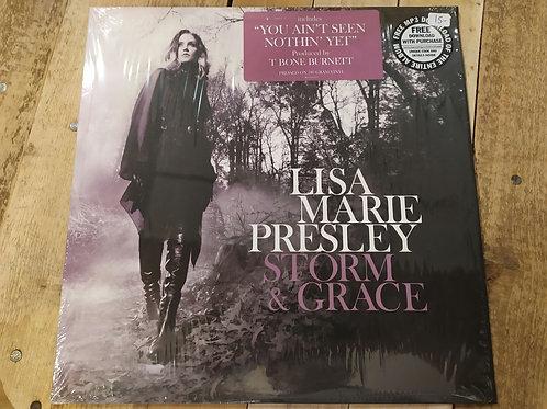 LP Lisa Marie Presley storm
