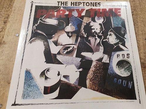 LP The heptones - party time
