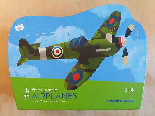 . Puzzle avion