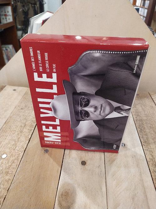 Coffret DVDs 4 films de Melville