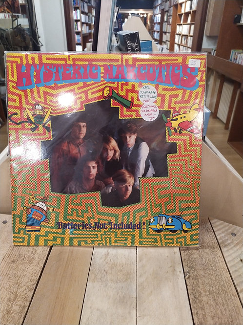 LP Hysterics narcotics - batteries not included