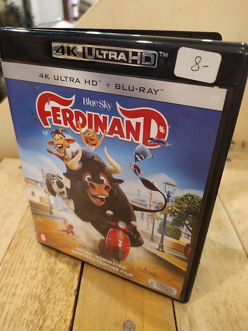 Ferdinand blu-ray 4K