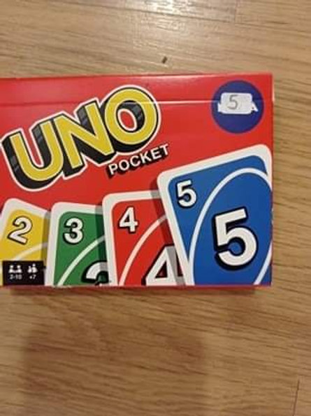 « UNO édition pocket »