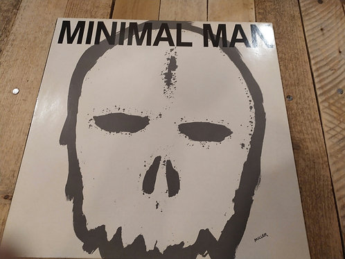 Minimal man (LP rare)