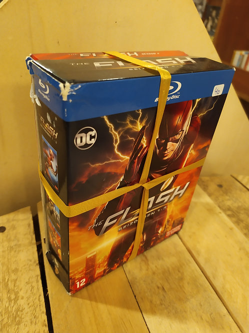Flash 4 saisons blu-ray