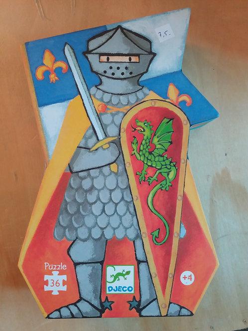 . Puzzle chevalier