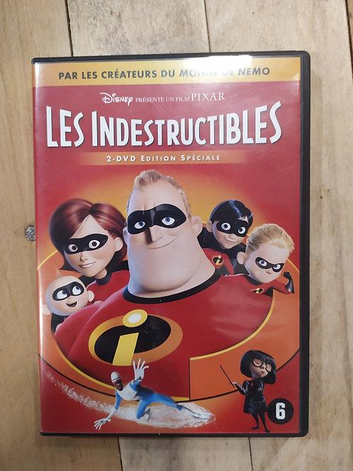 DVD indestructibles