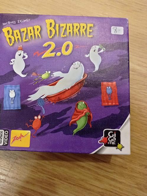 « Bazar bizarre 2.0 »