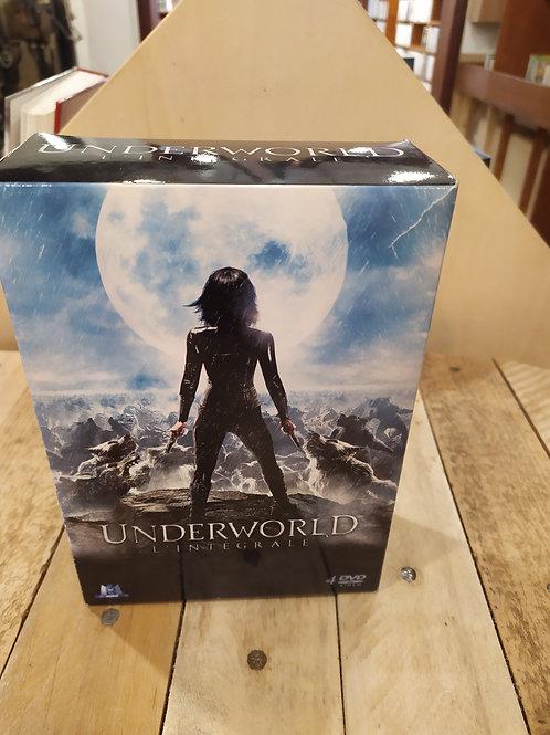Underworld intégral 4 DVDs