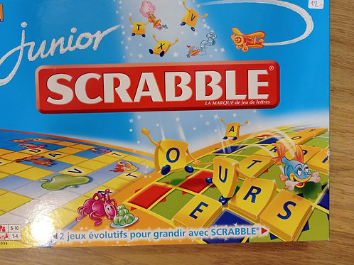 « Scrabble junior »