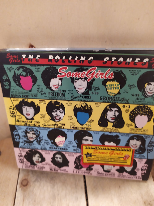 CD The rolling stones - some girls 2 cds