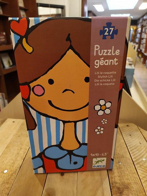 Puzzle géant Djeco 27 pièces