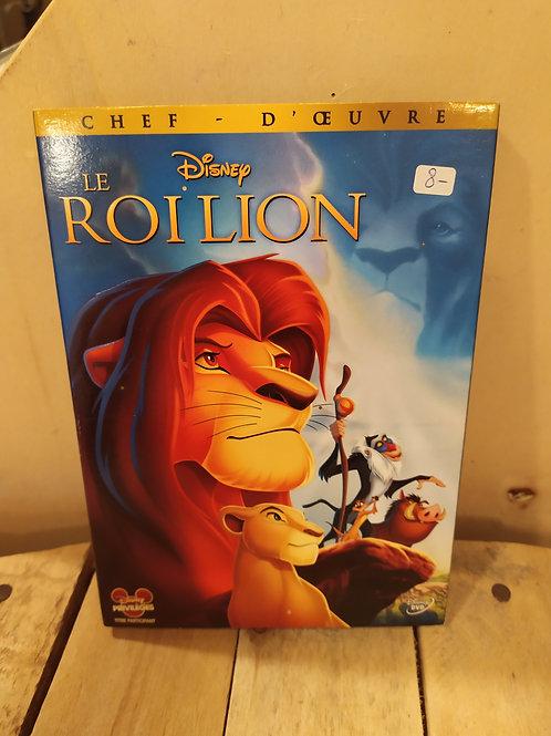 DVD Roi lion