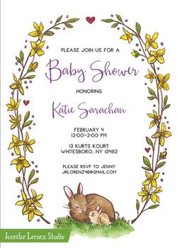 Spring Baby Shower