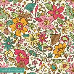 Retro Floral