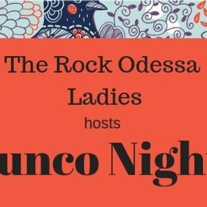 Third Thursday Bunco @ The Rock Odessa!
