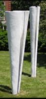 Peter Dellert  Holyoke, Massachusetts SENTINELS, 2011