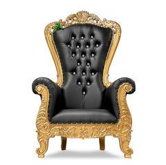 Black/Gold Throne