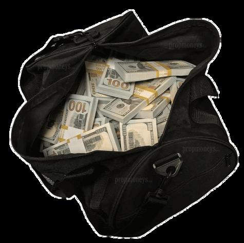 Prop Money (Duffle Bag)