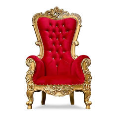 Red/Gold Throne
