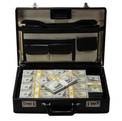 Prop Money (Briefcase)