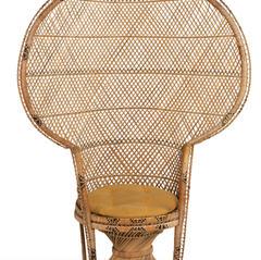Wicker Throne
