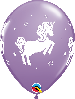 Whimsical Unicorn- Purple