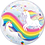 Thumbnail: HBD Rainbow Unicorn Bubble