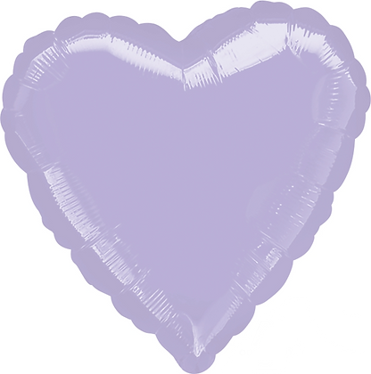 Lilac Pastel Heart
