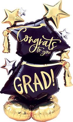 Congrats to You Grad!