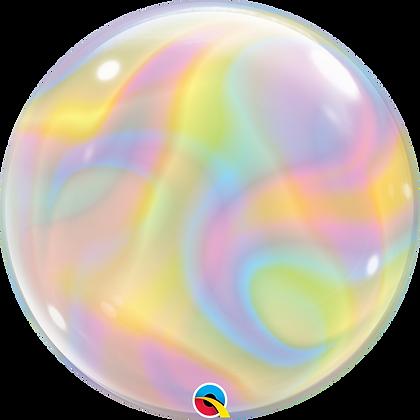 Iridescent Bubble