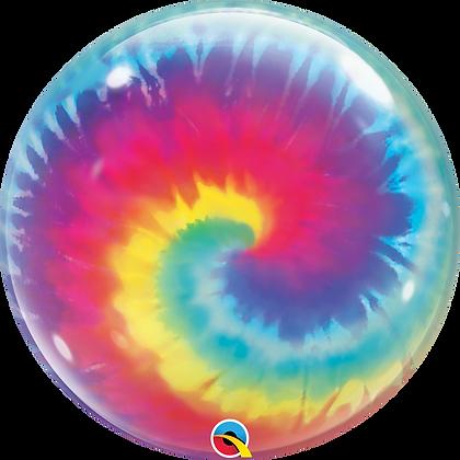 Tie-Dye Bubble
