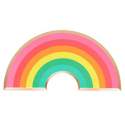 Novelty Plates - Rainbow