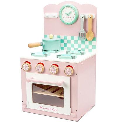 Pink Oven & Hob Set