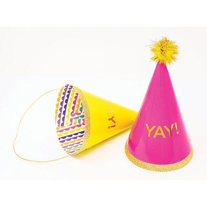 YAY! Party Hats