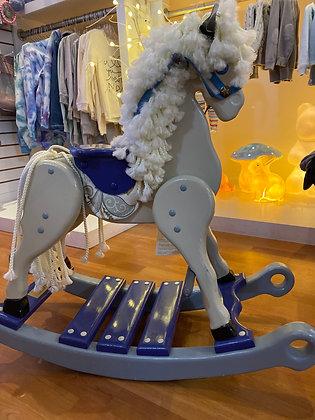 Alpine Rocking Horse