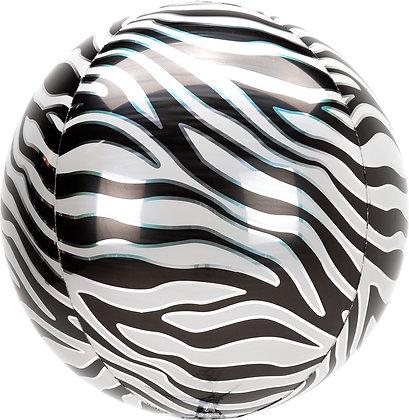 Zebra Orbz