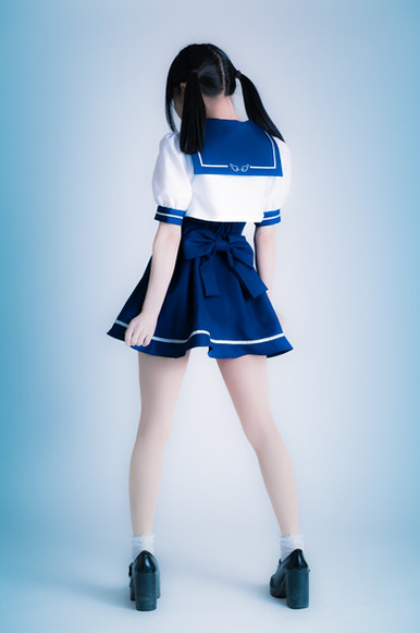 Twin ange「ぷりゅむ」セーラーセットアップ