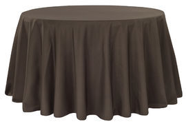 Round-Polyester-Tablecloth-Chocolate-Bro