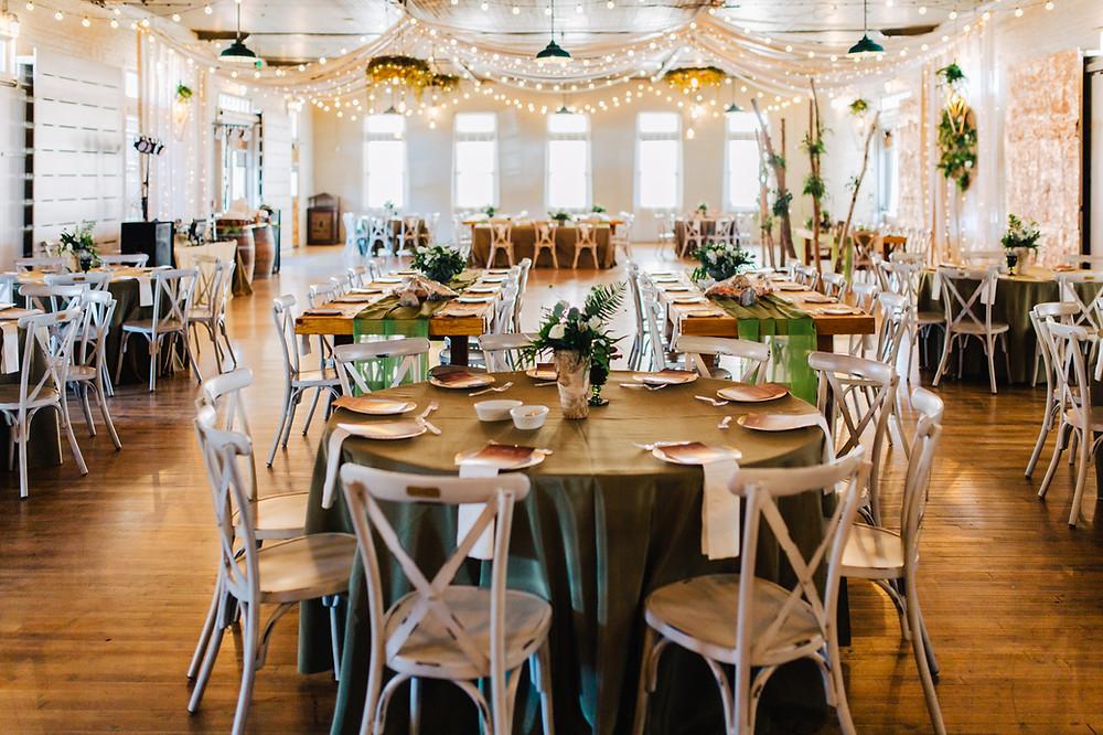 Affordable wedding rentals companies