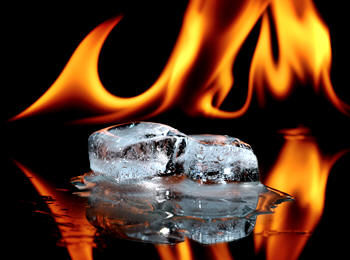 sensación hielo y fuego mision domino